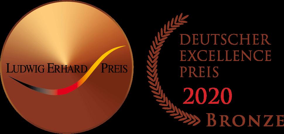 Deutscher Excellence Preis 2020 Bronze