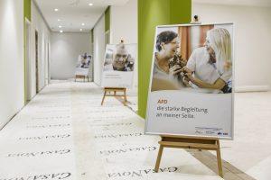 APD eröffnet Quartier der Generationen