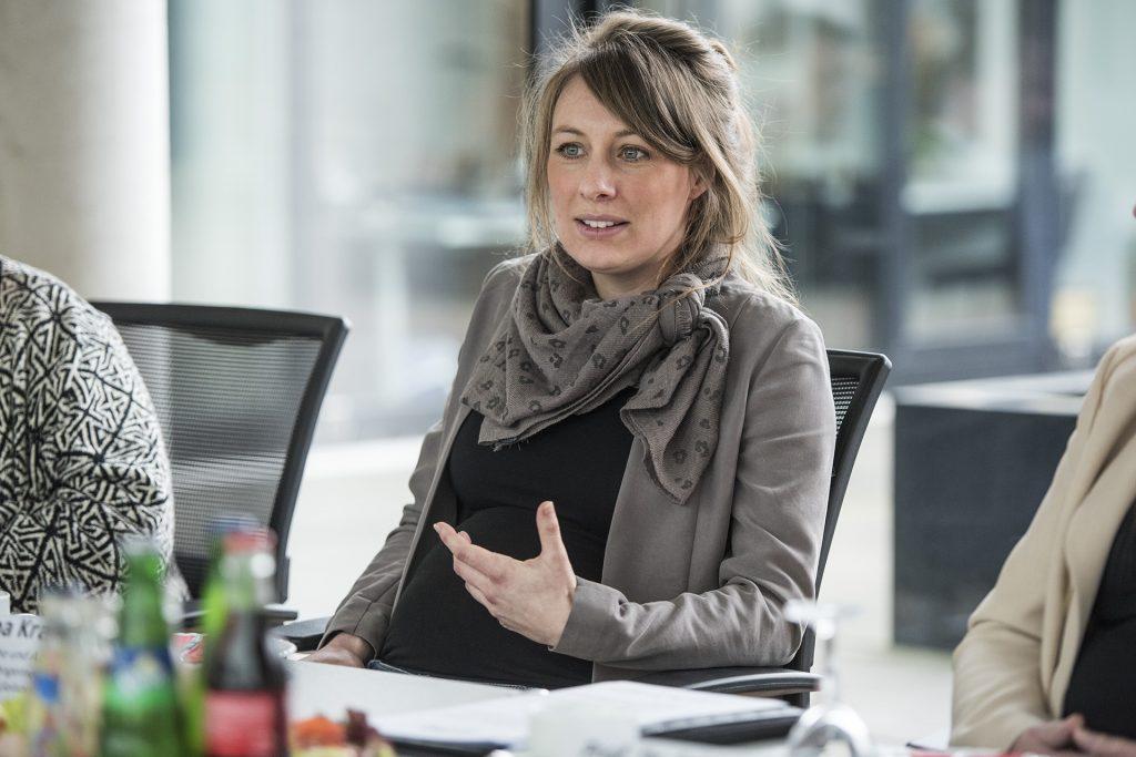 Marina Kranich ist die PIQ-Projektverantwortliche bei der APD.